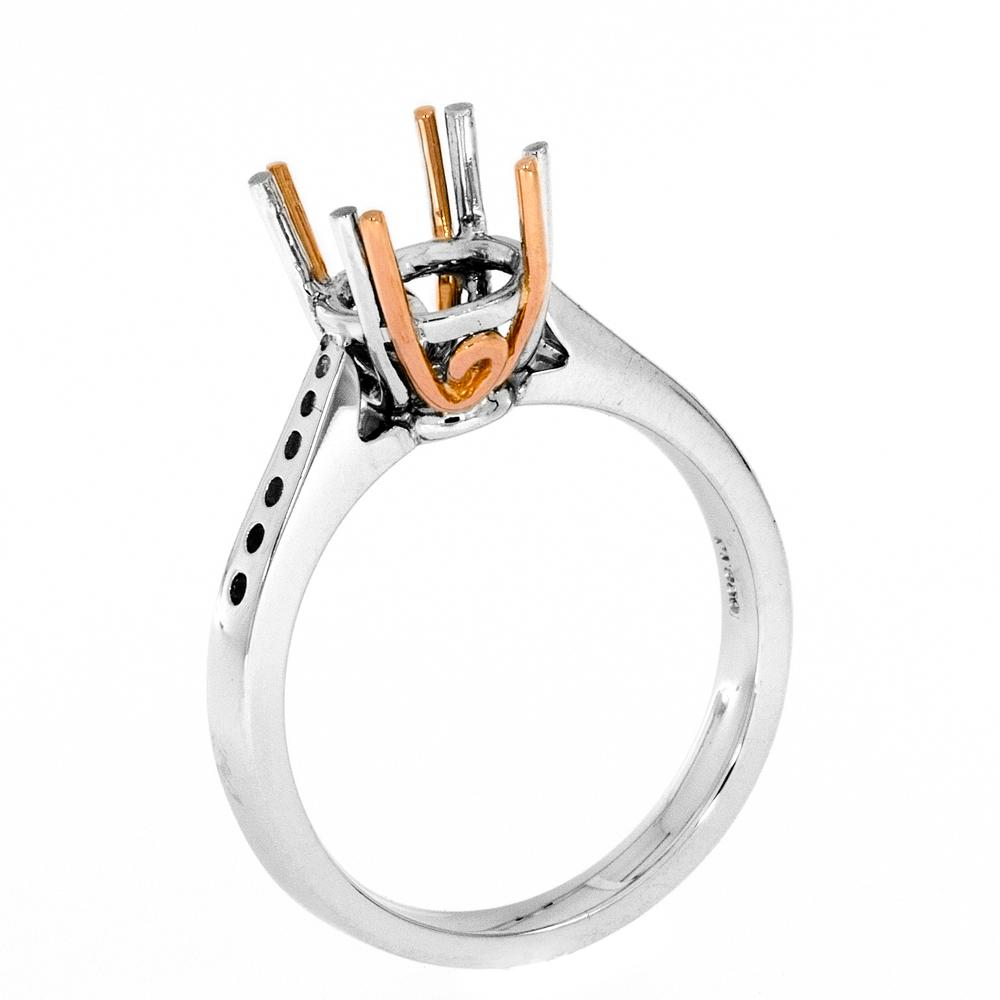 View DOUBLE PRONG SOLITAIRE